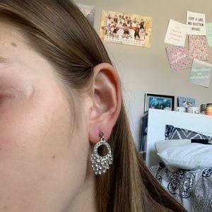 dangly earings